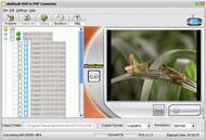 DVD to PSP Converter 1.28 screenshot